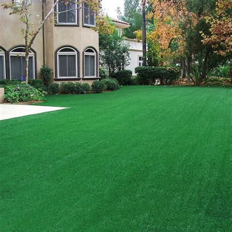 artificial grass mat synthetic landscape fake turf lawn
