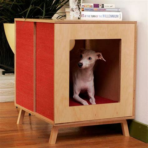end table dog house 15 awesome dog houses with creative ideas home design and interior