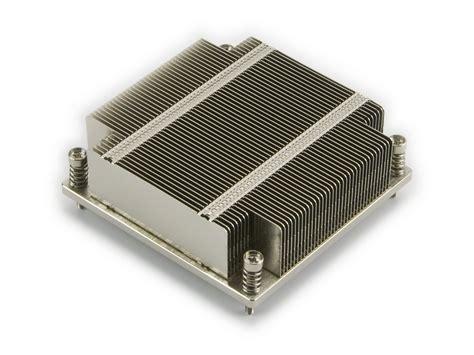 what is heat sink in computer supermicro snk p0037p 1u passive cpu heat sink