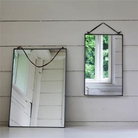 hanging bathroom mirrors with frame kiko mirror zinc various sizes scented room