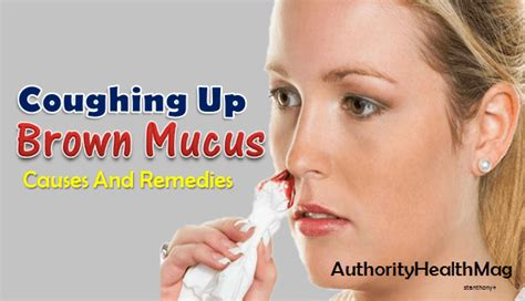coughing up mucus brown phlegm www pixshark images galleries with a bite