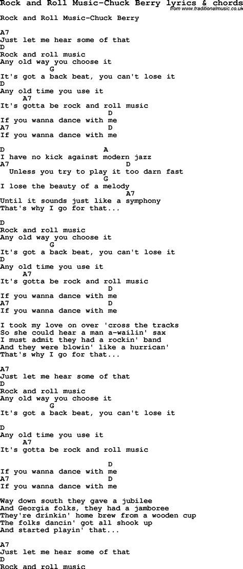 lyrics chuck lyrics chuck 28 images chuck berry the road a lyrics