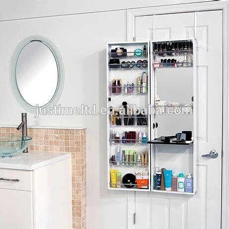 Rincian Harga Make kosmetik cermin lemari lemari kamar mandi furniture kayu