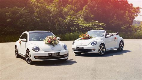 volkswagen singapore wedding car rental programme volkswagen singapore