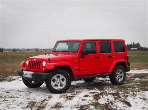 jeep wrangler unlimited 2015 review 2015 jeep wrangler unlimited canadian