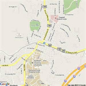 arizona map flagstaff map of flagstaff united states hotels accommodation