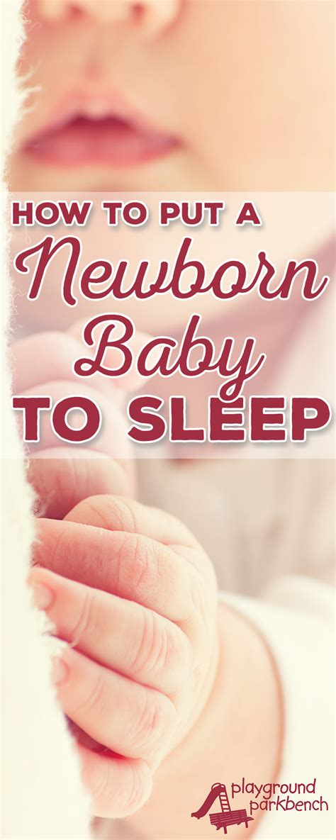 how to put a baby to sleep in a crib how to put a newborn baby to sleep