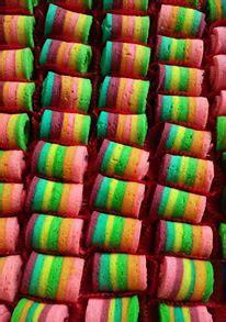 resep rainbow roll cake mini kukus resep kue resep dan cara memasak mini rainbow roll cake enak