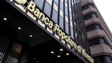 popolare di vicenza sede centrale la finanza nella sede centrale della popolare di vicenza