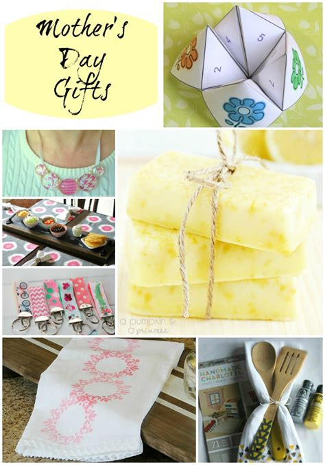 S Day Handmade Gift Ideas - handmade s day gift ideas my suburban kitchen