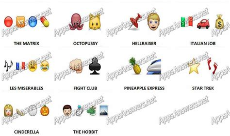 imagenes de guess the emoji level 1 guess the emoji movies level 3 answers apps answers net