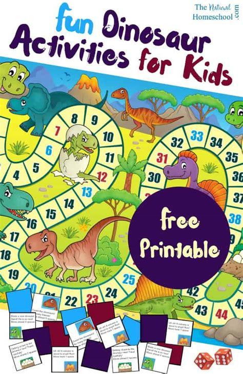 printable dinosaur games free printable dinosaur activities for kids the natural
