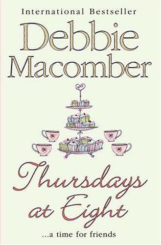 thursdays at eight a novel books read debbie macomber ebook