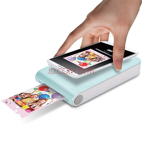 Printer Mini Portable lg pd239 pocket photo mini portable mobile photo printer
