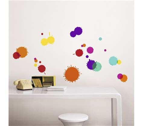 stick photos to wall without damage ink blot peel n stick