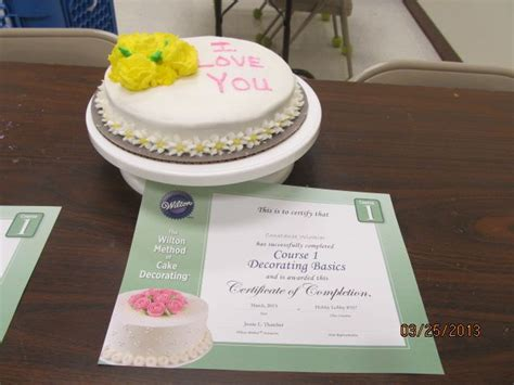 images  wilton cake decorating classes