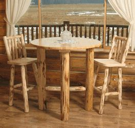 log cabin dining table rustic furniture mountain design log cabin furniture rustic furniture black forest decor