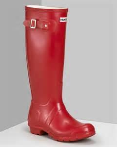 Best Down Duvets Hunter Women S Original Rain Boots Red Bloomingdale S