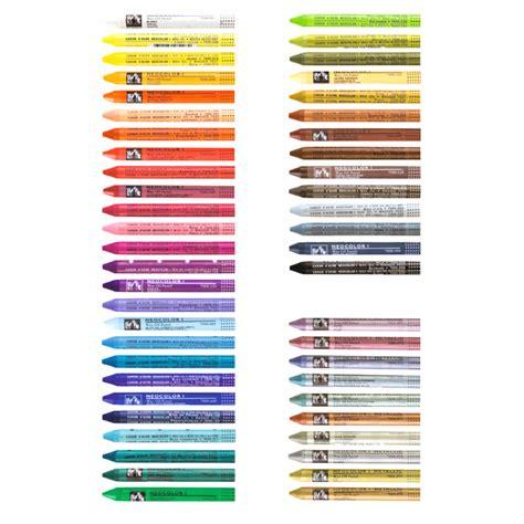 Crayon Carandache 40 Neocolor 1 craies 224 la cire neocolor i caran d ache le g 233 ant des