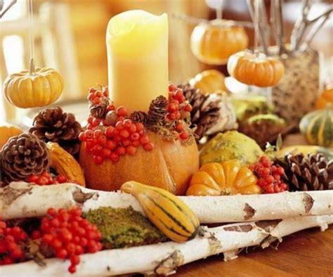 thanksgiving centerpiece 20 fall decorating ideas expert tips for making halloween