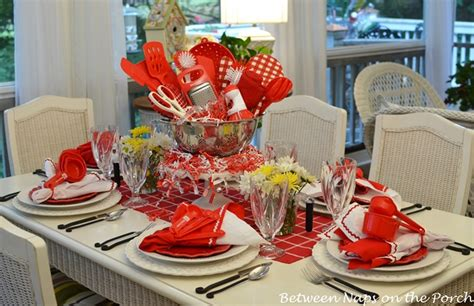 kitchen bridal shower ideas easy centerpiece for a kitchen gadgets bridal shower