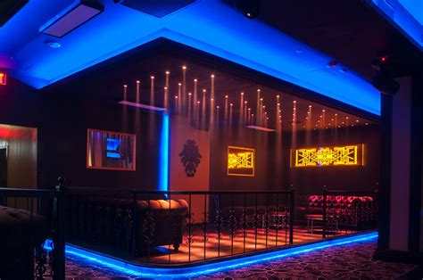 Rhumba Room by A New Nightclub In Los Angeles Opens Its Doors Marked By