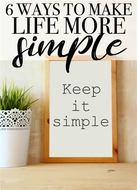 the brilliant way to create your minimalist living room 6 ways to make life more simple simply stacie