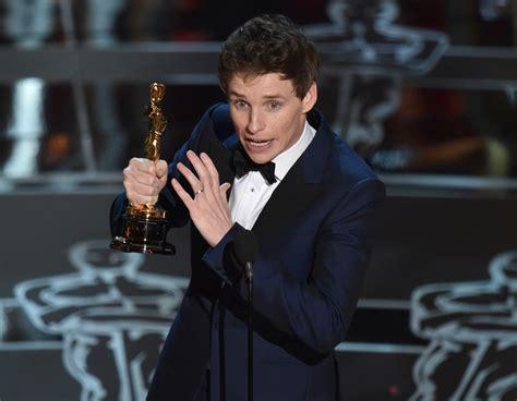 film editing oscar winner 2015 oscars 2015 eddie redmayne wins lead actor for the