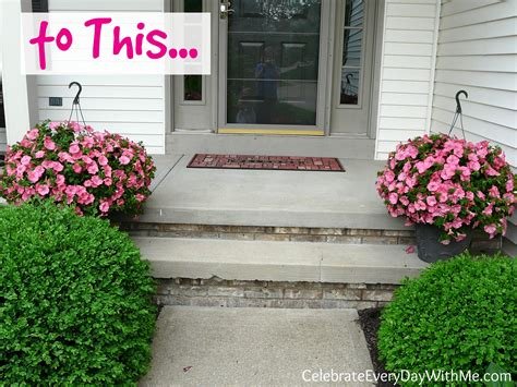 Entertaining fridays gardening hack for gorgeous flower pots celebrate every day with me