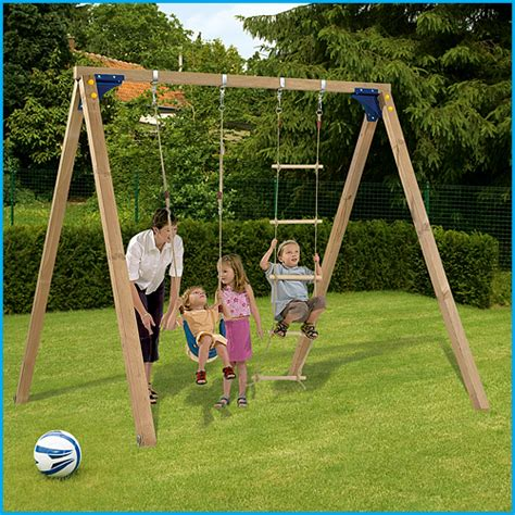 basic swing set 2 item basic swing set