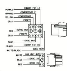 2 stage heat thermostat wiring diagram free picture basic thermostat wiring wiring diagrams