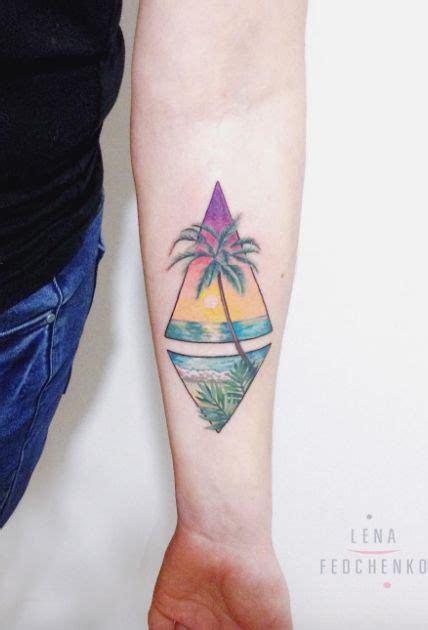 watercolor tattoo ulm 25 best ideas about tropical on