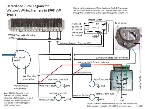 hazard relay wiring diagram for motorcycle wiring diagram