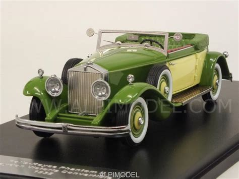 roll royce green modelli automodelli modelli in scala 1 43 1 18 auto