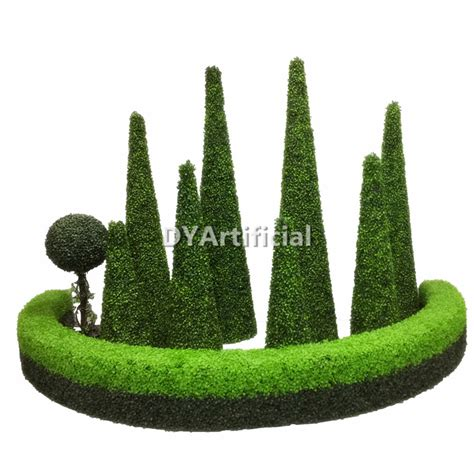 topiary wall customzied artificial topiary hedge wall products dongyi