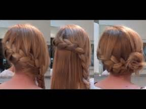 hair desings with plated hair 10 easy quick everyday hairstyles for long hair side