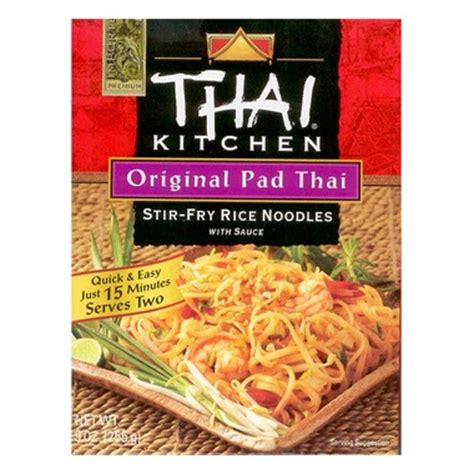 Thai Kitchen Pad Thai by Buy Thai Kitchen Original Pad Thai Stir Fry Noodles With Sauce At Well Ca Free Shipping 35