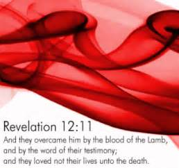 Bible Verse On Healing And Comfort Overcome By The Blood Darrell Creswell A Study Of