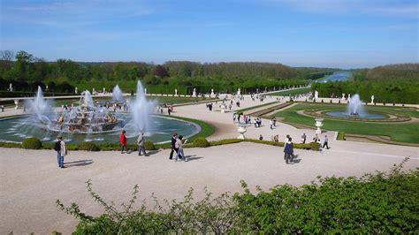 i giardini della reggia di versailles giardini della reggia di versailles vivi parigi