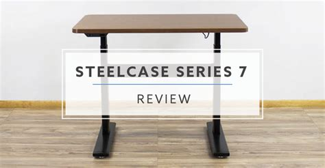 steelcase series 7 electric standing desk review pricing