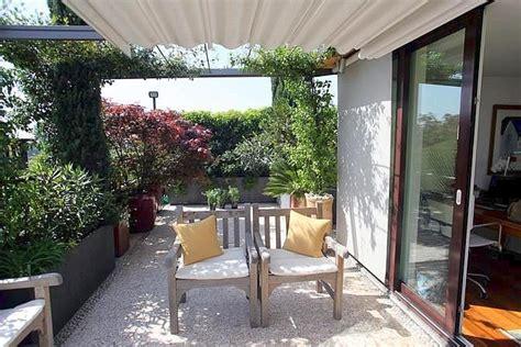 terrazze arredate con piante arredo terrazzo linee guida per un terrazzo da sogno
