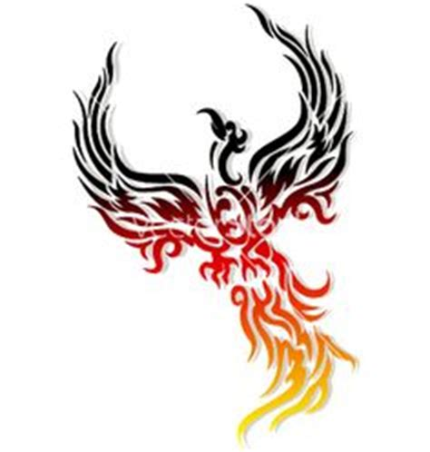 tattoo burung phoenix burung phoenix clipart best