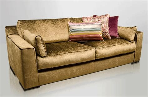 Velvet Leather Sofa Velvet Brown Sofa Velvet Chamois Sofa Velvet Sofa