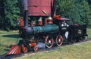 Backyard Amusement Rides by Steam Locomotive Information