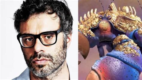 jemaine clement disney jemaine clement s crabulous role in disney s moana