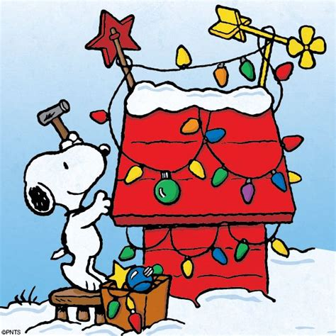 snoopy s christmas decoration charles m schulz