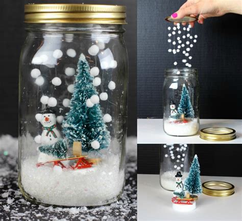 Schneekugel Mit Bild by Wie Kann Eine Schneekugel Mit Kindern Basteln