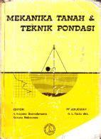 Mekanika Tanah Penerbitnova ebook mekanika tanah dan teknik pondasi pdf kmko sipil unhas