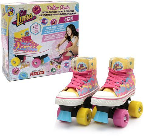 soy luna rock and roll star buy soy luna roller skate star 36 37