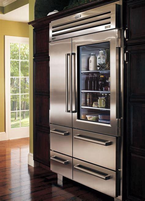 subzero door refrigerator sub zero refrigerator kitchen ideas